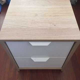 Ikea Bedside Table