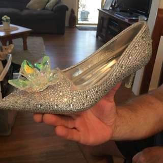 Rhinestone Wedding Shoes