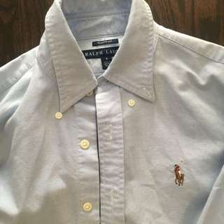 Ralph Lauren dress shirt - size 8