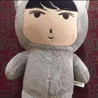 EXO 世勳 勳狐 玩偶 娃娃