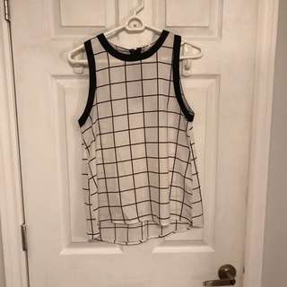 Mendocino blouse size small