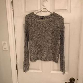 Knit sweater size small