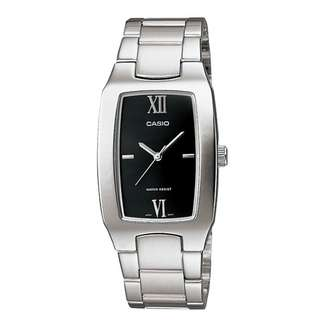 Casio MTP-1165A-1C2 Silver Stainless Watch for Men - COD + FREE SHIPPING