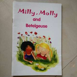 Milly,Molly and Betelgeuse