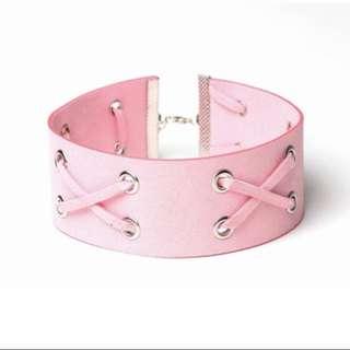 Pink Choker