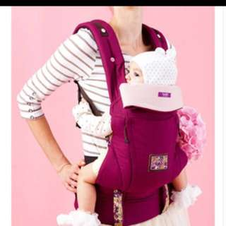 Clearance!  Almost NEW Todbi baby carrier