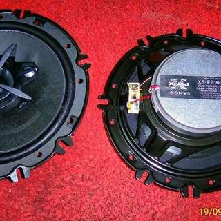 sony xpload 6.5 speaker pintu