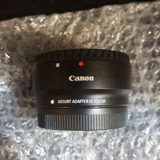 CANON EF MOUNT ADAPTER