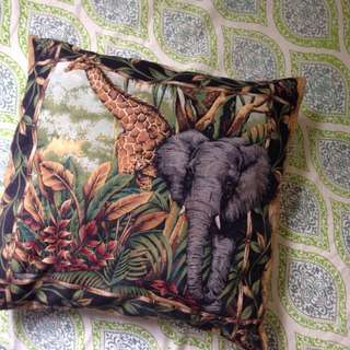 Jungle Vibes Cushion