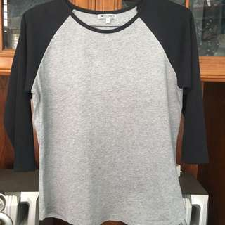 3/4 sleeve shirt colorbox