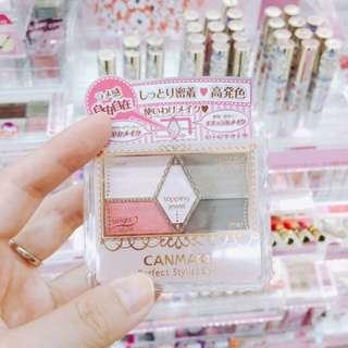 日本代購canmake眼影