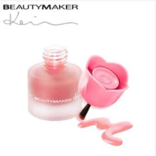 🚚 BeautyMaker-魔法愛戀粉嫩腮紅蜜-羞澀紅暈