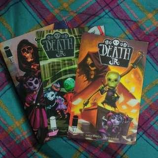 Death Jr. - Volume 2 (Complete)