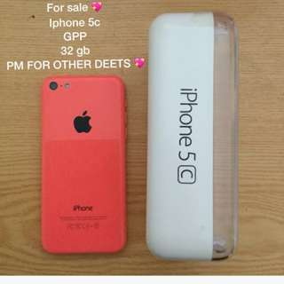 Iphone 5c 32 GB #SWELDOSALE