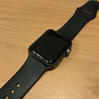 Apple Watch Series 2 38mm 太空灰