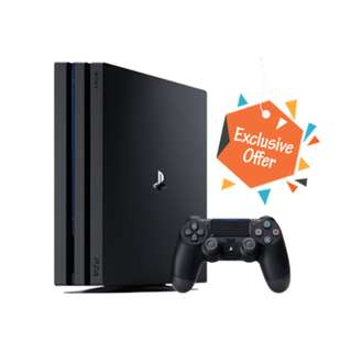 Deal of the Month: Free PlayStation 4 Pro GAMER Bundle @ $69.99/mth