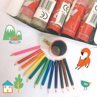 *FREE SHIPPING* COLOUR PENCIL/DRAWING PENCIL/ART AND CRAFT