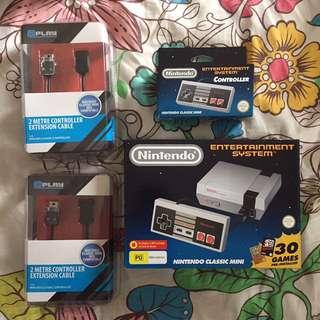 Nintendo classic mini console NES