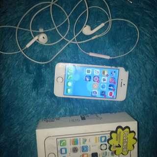 Iphone 5s 32gb Gold fullset