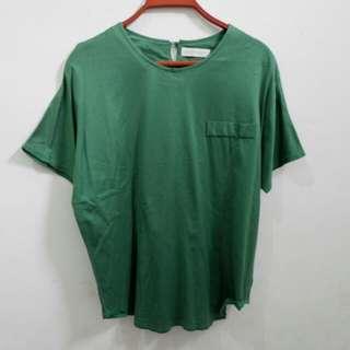 Kaos hijau