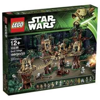 Lego 10236 Ewok Village