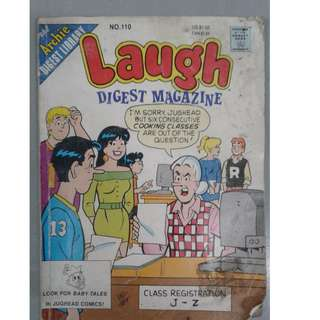 Archie Laugh Digest