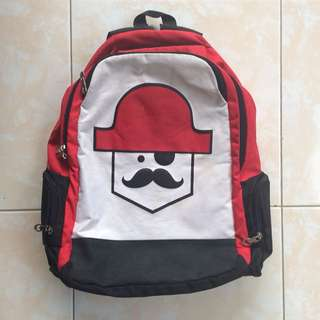 Kick Denim Tas Gendong / Backpack