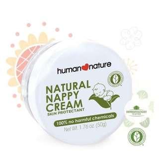 Natural Nappy Cream