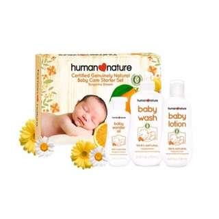 Baby Care Starter Set