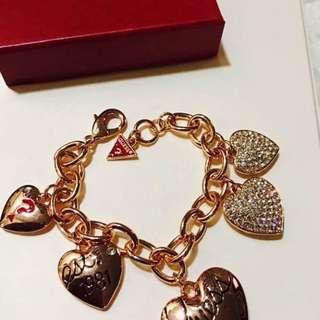 Juicy couture , Lv charm Charm bracelet