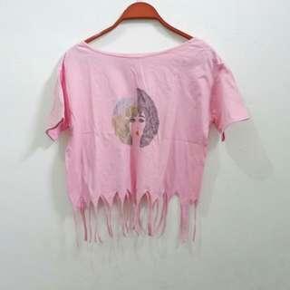 Pink rumbai