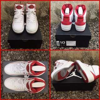 PRELOVED Authentic Air Jordan 2 Retro