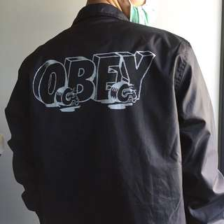 OBEY JACKET SIZE M