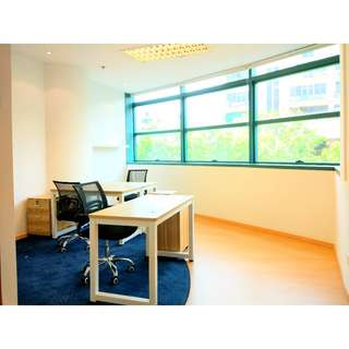 Ubi Techpark Small Office For Rent - Immediate Occupancy - Near Ubi MRT