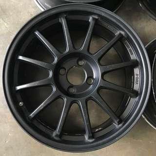 Rim SSR Type F Black 17 inch