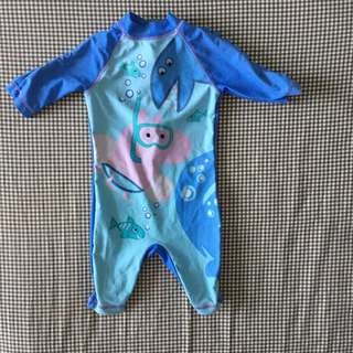 Baby Clothes - Peppa Pig Wet Suit