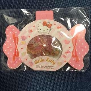 Hello Kitty 水晶貼心紙