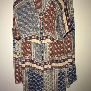Tigerlily Harem Shirt Dress