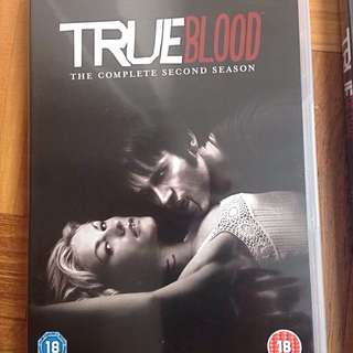 True blood Seasons 2-3-4
