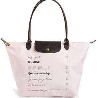 Authentic Longchamp Large tote bag( price reduced further ! )
