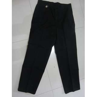 Celana Jeans - Hitam