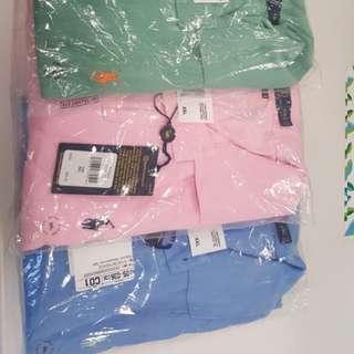 BNWT ralph polo shirts XXL