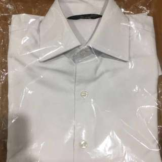 White oxford shirt (tailor made)