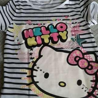H&M Hello Kitty t-shit