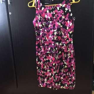 Avenue Flowery Dress