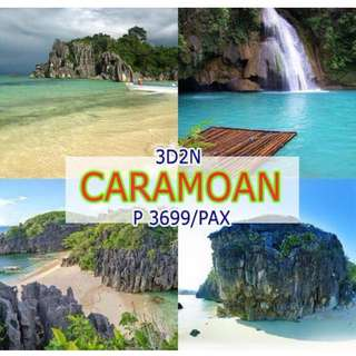 3D2N Caramoan Island w/ CWC Joiners Tour