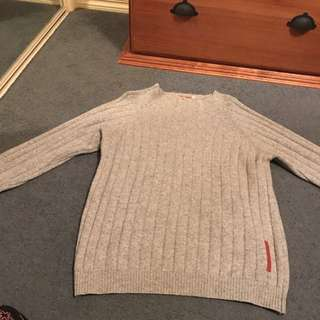 WOOL PRADA JUMPER