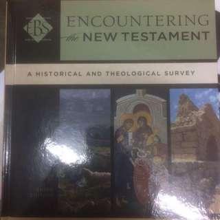 Encountering the New Testament