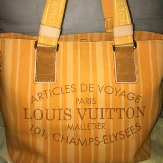 Louis Vuitton Canvas tote bag