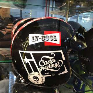 LV cool helmets